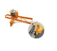 钢丝绳输送带电动剥皮机BPJ-4