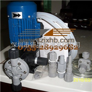 给水设备 高压计量泵 盐酸加药泵