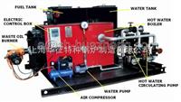 WDR1-0.7燃废油蒸汽锅炉