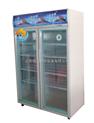 饮料双门冷藏柜
