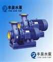ISWR卧式管道离心泵/单级单吸热水泵