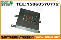 FXK-G不锈钢现场控制箱(6灯6钮)