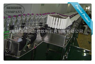 DPDP系列倒瓶杀菌机,饮料灌装生产线设备