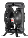 40铝合金气动隔膜泵,进口铝合金双隔膜泵