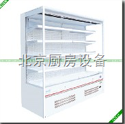 超市风幕柜|风幕展示柜|超市展示柜|水果风幕柜|北京超市风幕柜