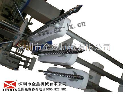 铸胶机螺杆料筒/机筒/料管金鑫销售(高速注塑机螺杆