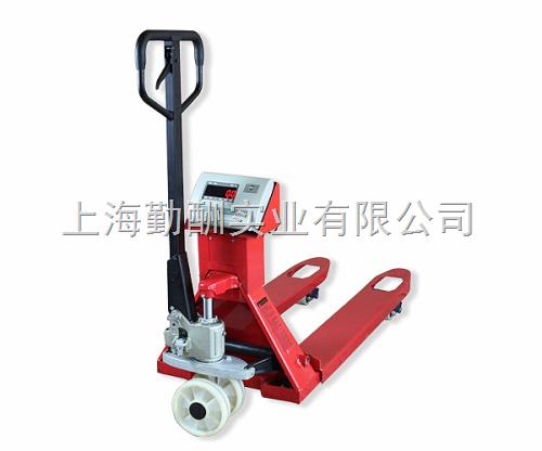 YCS-3T上海液压电子叉车秤(宽叉)具有防腐防锈功能