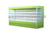 生产水果保鲜柜厂家|蔬菜冷藏柜/超市风幕柜/深圳水果展示柜价格