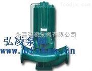 PBG型屏蔽式管道泵,离心管道泵,立式管道泵