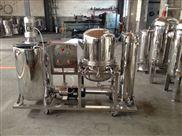 上海青上过滤QSLS-5不锈钢硅藻土过滤器、白酒、黄酒过滤器厂家批发直销