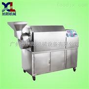 小型加工厂专用不锈钢坚果炒货机