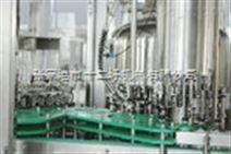 全自動小型可樂三合一灌裝生產線