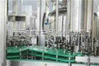 自动化含气饮料等压灌装生产线