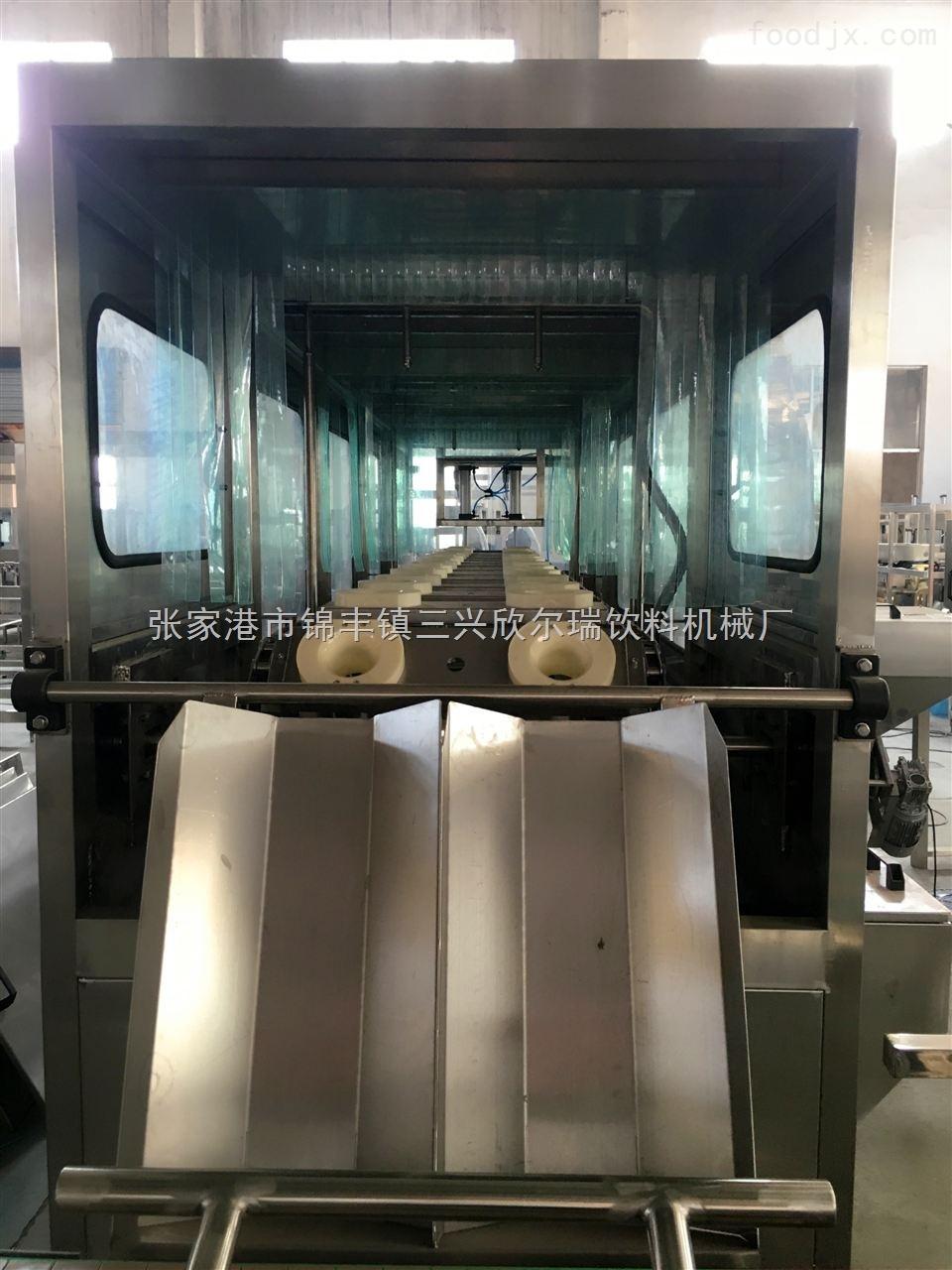 厂家桶装水全自动生产线设备