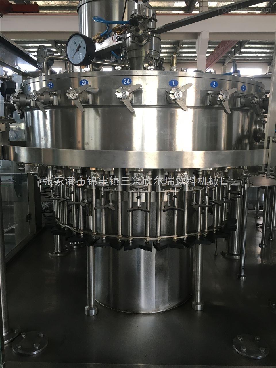 啤酒灌装机生产线