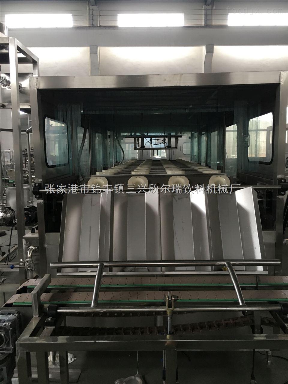 600桶装饮用水生产线