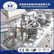 CGGF18-18-18-6果粒果汁饮料四合一灌装机