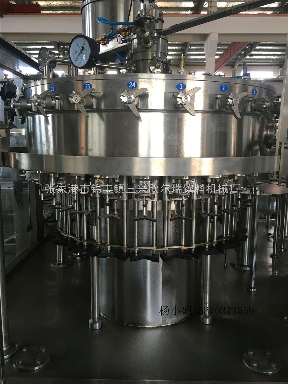 盐汽水生产线设备价格