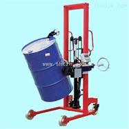 DCS-XC-L上海手推式油桶搬运车秤