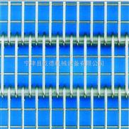 巴氏杀菌机网带  特殊材质高温杀菌眼镜形网链