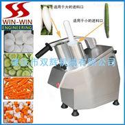 台式球茎类切菜机,切细丝机