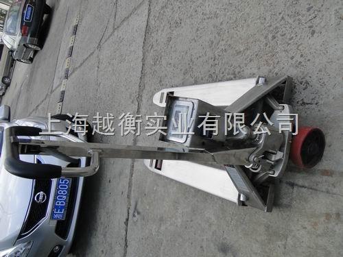 上海不锈钢叉车秤*