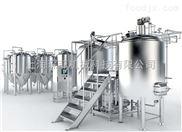 精酿啤酒生产设备