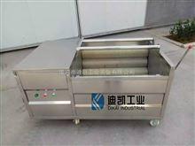 DZ-1500土豆毛辊去皮清洗机