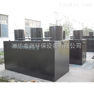 吉林榆樹市計量泵二氧化氯發生器 地埋式污水處理設備報價