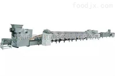 GY小型油炸方便面生产线/全自动面条机