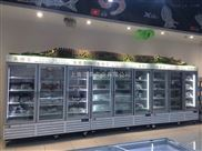 食品保鲜展示柜_餐厅用食品保鲜展示柜