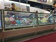 冰淇淋展示柜-冷冻手工冰棒展示柜
