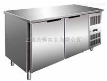 卧式双门保鲜冷冻柜-卧式冷冻食品展示柜