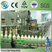 全自动植物蛋白饮料灌装生产线 花生牛奶饮料灌装设备