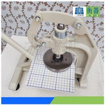手壓取樣器生產廠家,上海手壓布料取樣刀