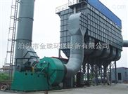 大型锅炉布袋除尘器的设计特点