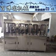 供应中型的5加仑灌装机  直线式全自动桶装水灌装机 450BPH BBRN1317