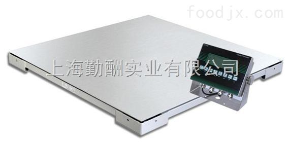 杨浦区3吨碳钢双层电子地磅