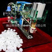 咖啡单向排气阀热压机 发酵饲料袋呼吸阀半自动压阀机 JP1