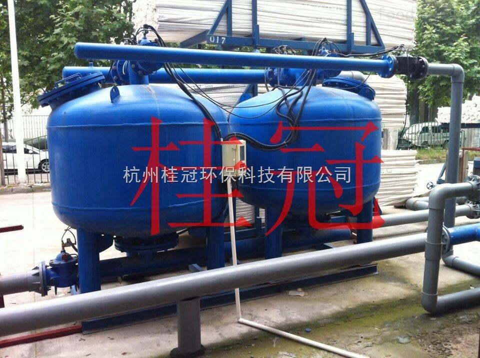 砂滤冷却循环水旁滤器