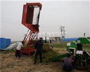 秸秆收集机 玉米秸秆青贮收割机