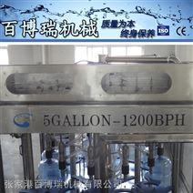 生产大型桶装矿泉水灌装机1200桶/小时