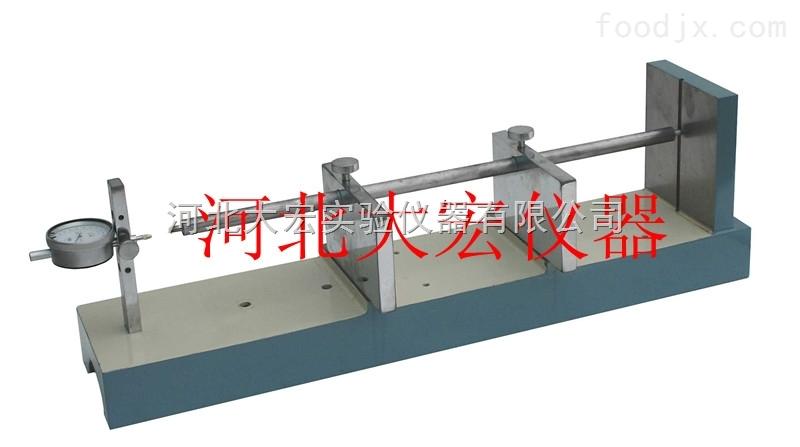 HSP-540卧式混凝土收缩膨胀仪