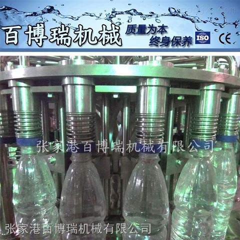 瓶装果汁机械设备 瓶装果蔬饮料生产线液体食品包装机饮料包装机BBR-2156厂家