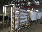 RO-66吨玻璃钢单级反渗透