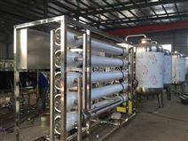 6吨玻璃钢单级反渗透
