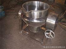 可倾式搅拌层锅设备