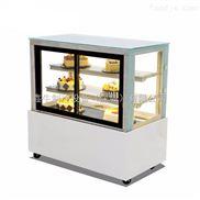 直角蛋糕柜冷藏柜展示柜西点保鲜柜食品冰柜