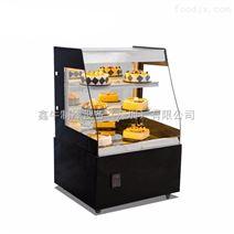 开放式三明治冷藏柜展示柜敞开式蛋糕柜水果寿司面包保鲜柜风幕柜