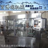 厂家直销 液体灌装生产线 果汁果肉灌装机BBR-1887